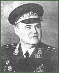 Генерал-майор Антипенко Николай Александрович