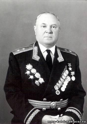 Меркулов М.К.