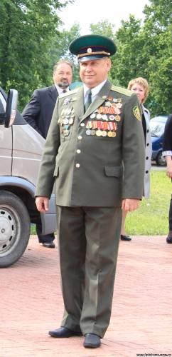 Подполковник Цыбалов А.В.