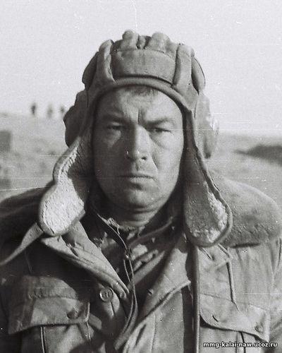 майор Мельников В.А.
